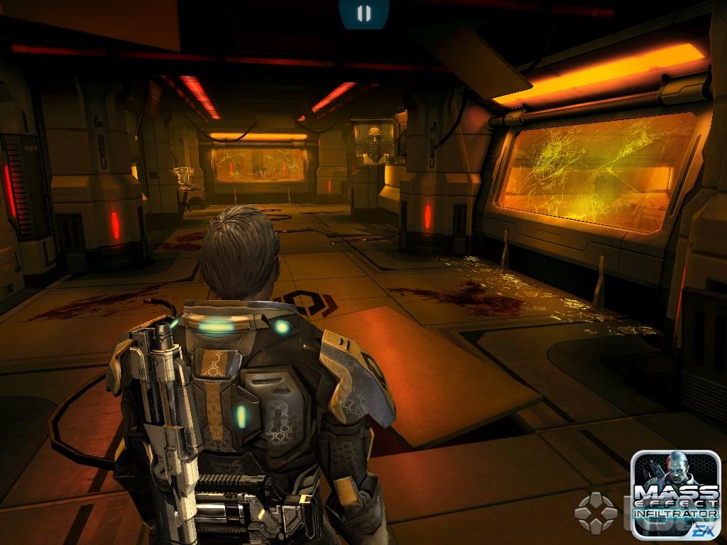 حصري لعبة حرب الفضاء المنتظرة MASS EFFECT™ INFILTRATOR v1.0.30 تعمل أوفلاين