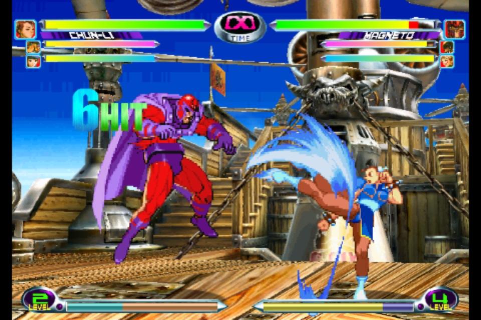 Marvel Vs  Capcom 2' Review – A Lackluster Port of a Classic