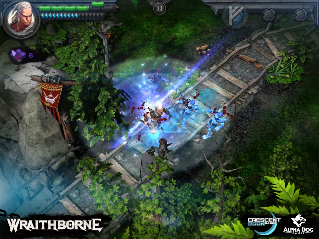 New Unreal Engine 3-powered Hack-And-Slash 'Wraithborne' Is