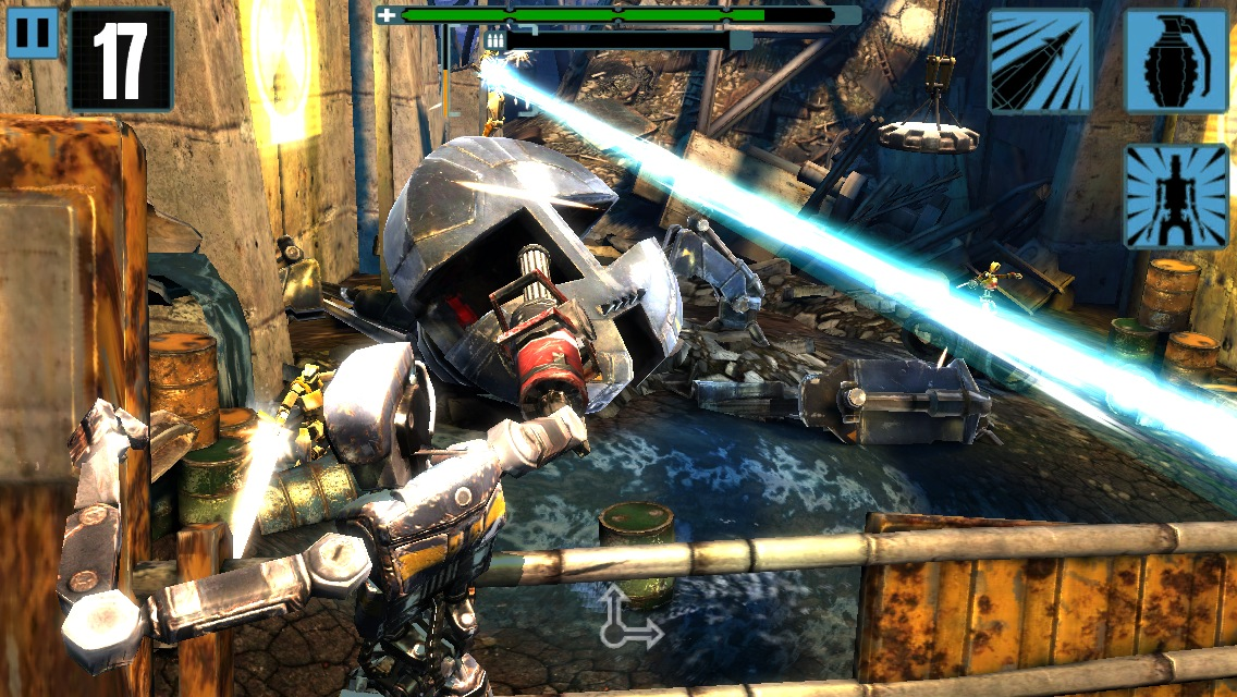 Epoch' Adds Endless Survival Mode and Widescreen Support, Currently