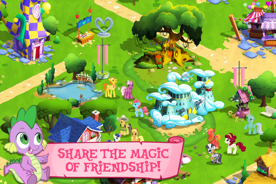 my little pony friendship is magic review you like games you