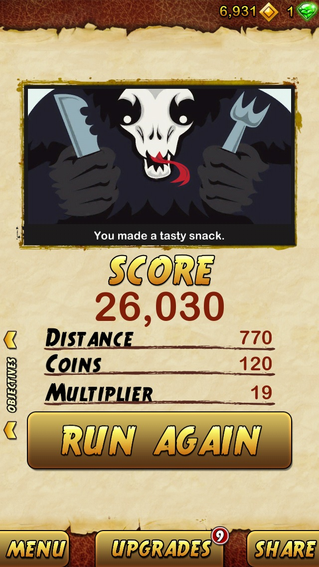 Temple Run 2' Review – That Old Familiar Feeling – TouchArcade