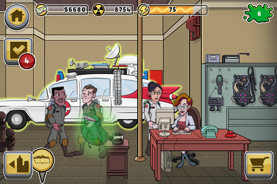 Ghostbusters Free Online