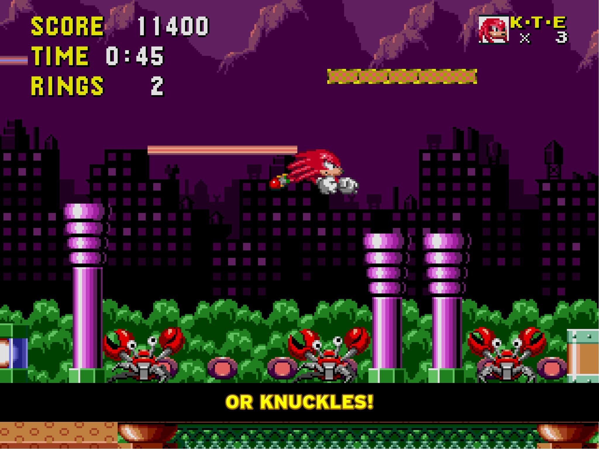 A Guide to 'Sonic The Hedgehog' Version 2 0's Hidden Level-select