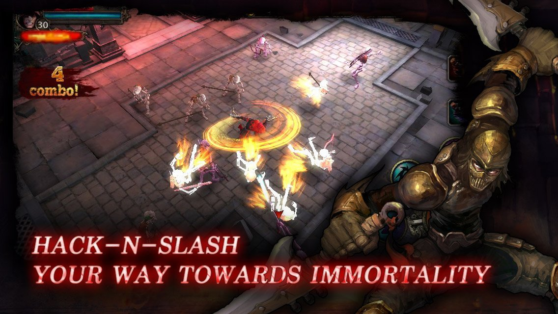 Dark Avenger' Review – All Action, No Substance – TouchArcade