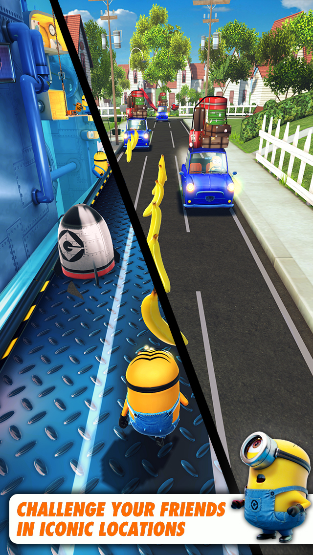 Despicable Me: Minion Rush' Review – Gets By With a Little