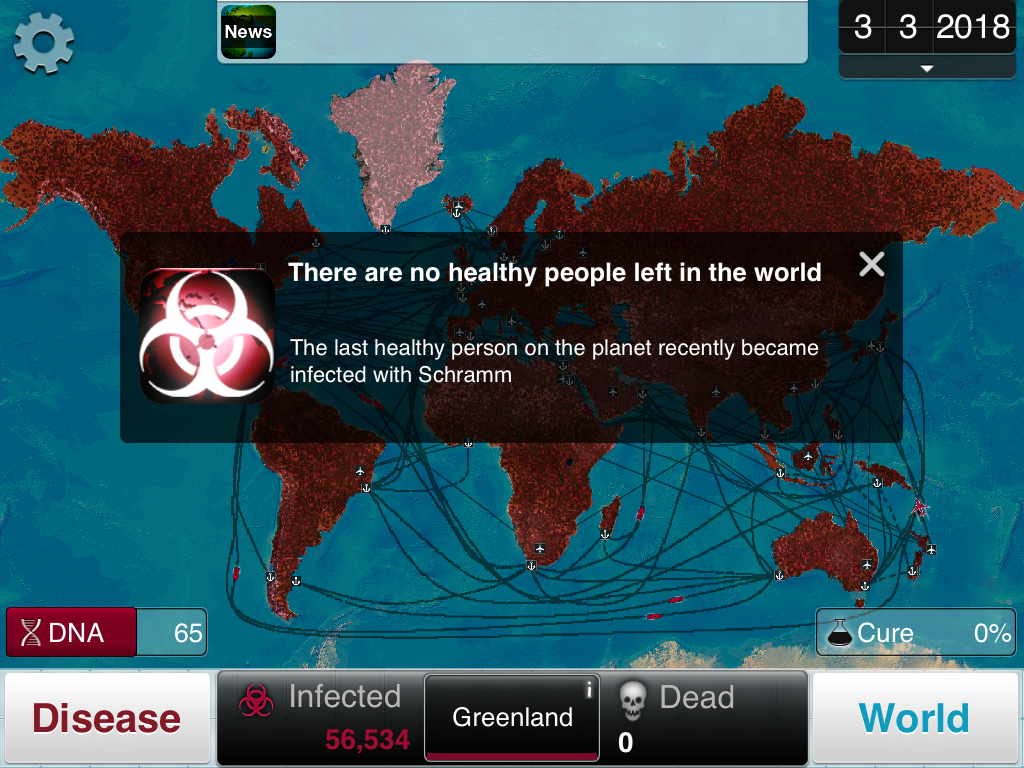 'Plague Inc.' NAZG Achievement Guide - Not Another Zombie Game Solution