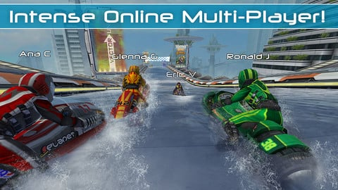 'Riptide GP 2' and More Hitting the New Zealand App Store