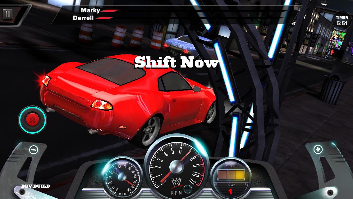 John Cena Car Racing Game