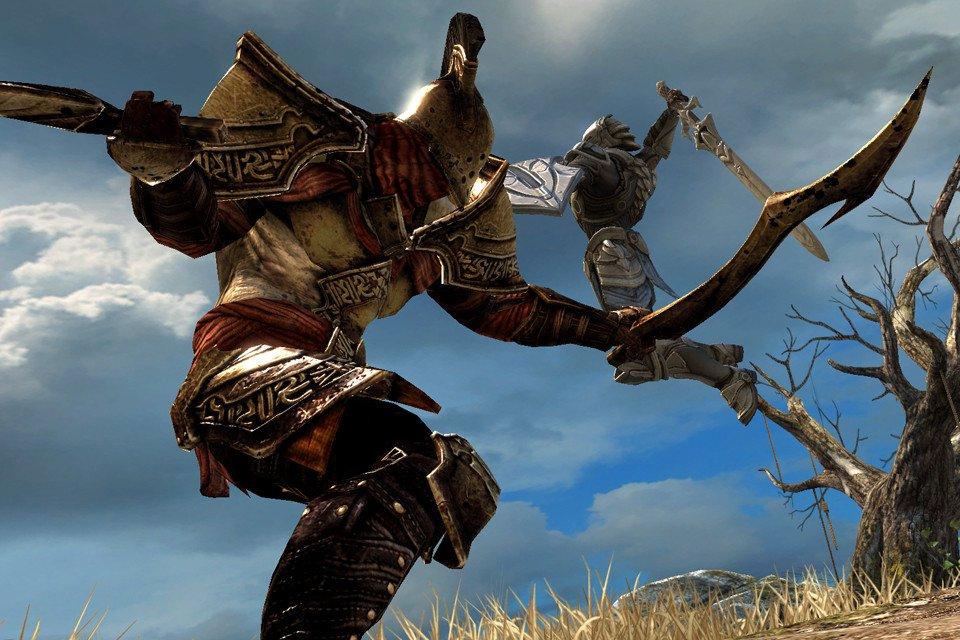 infinity blade 2 android apk