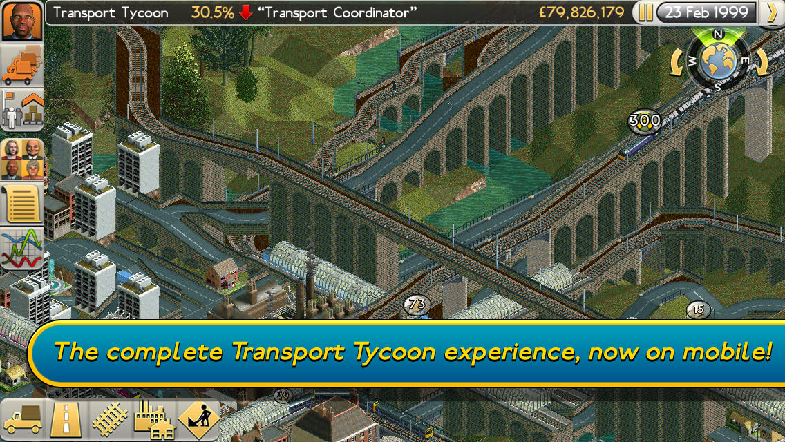 Transport Tycoon' Review – All Aboard for a Great Ride – TouchArcade