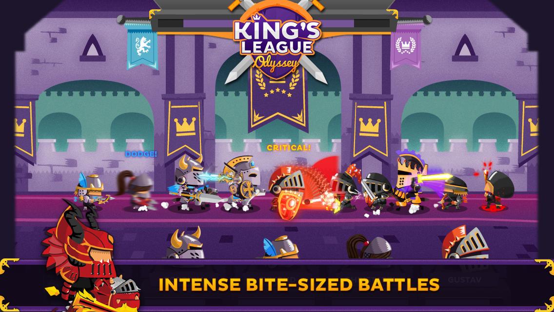 'King's League: Odyssey'