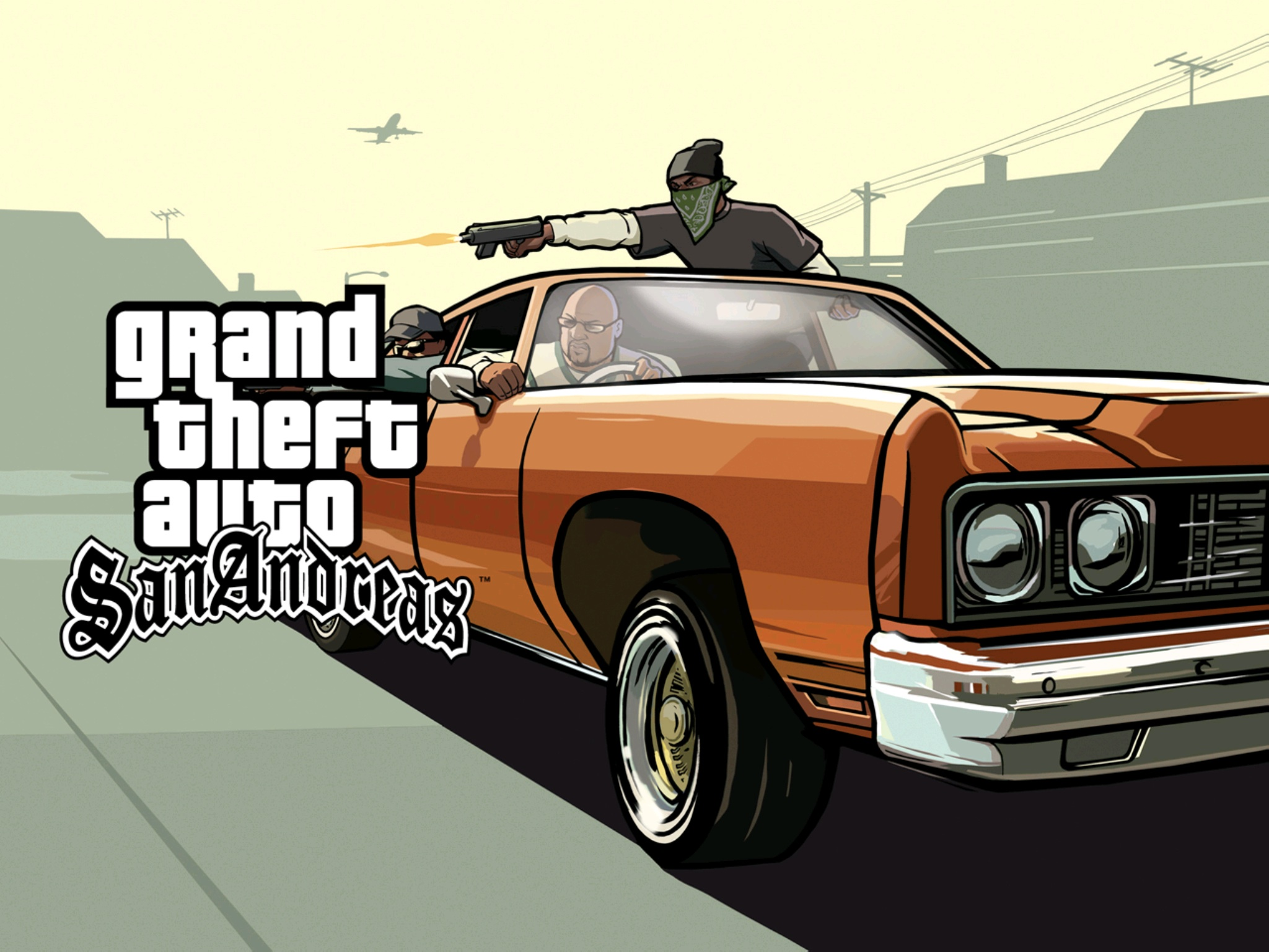 Grand Theft Auto San Andreas Review Throw Some Chedda At This