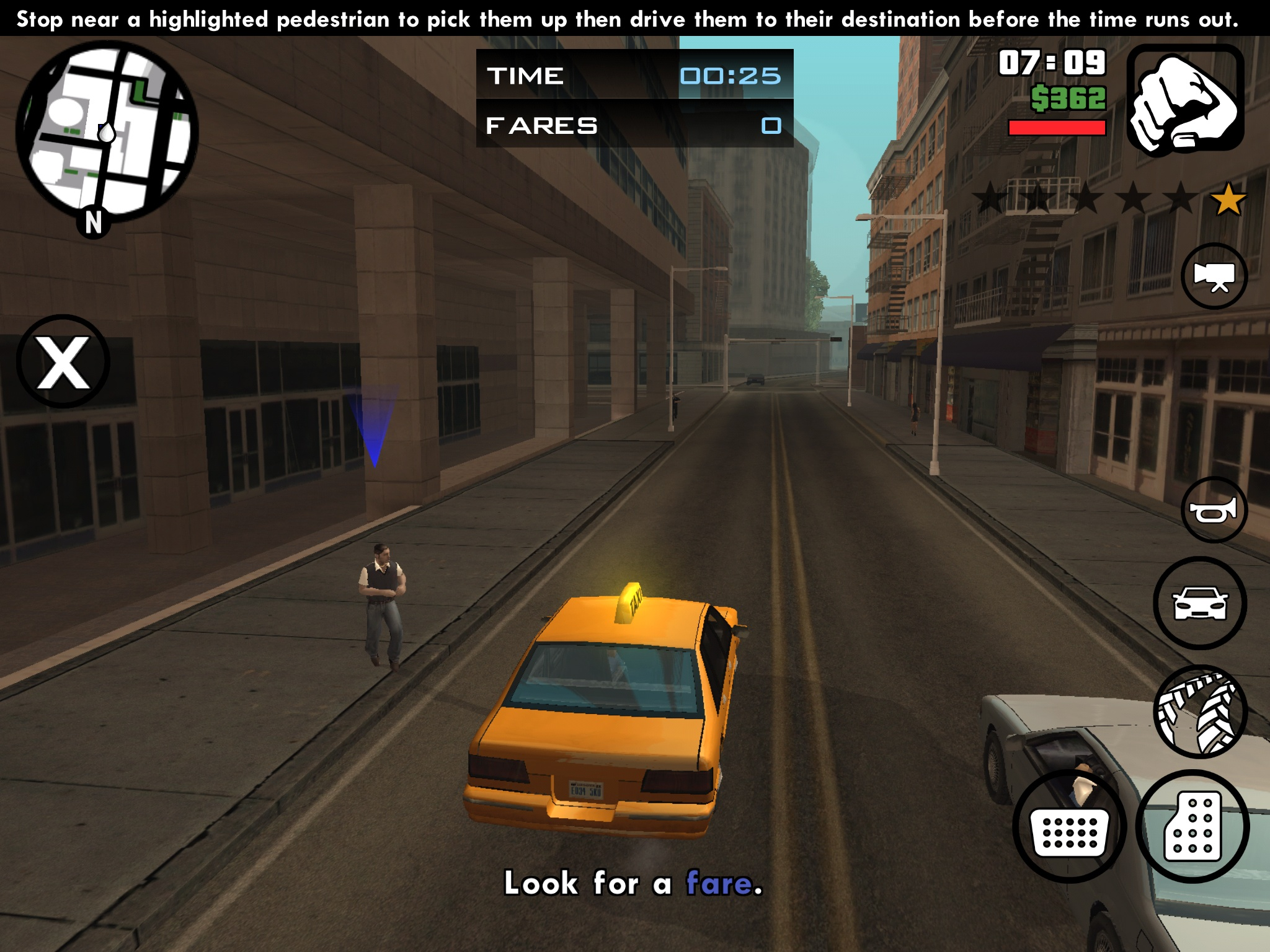 gta san andreas cheats for ipad mini