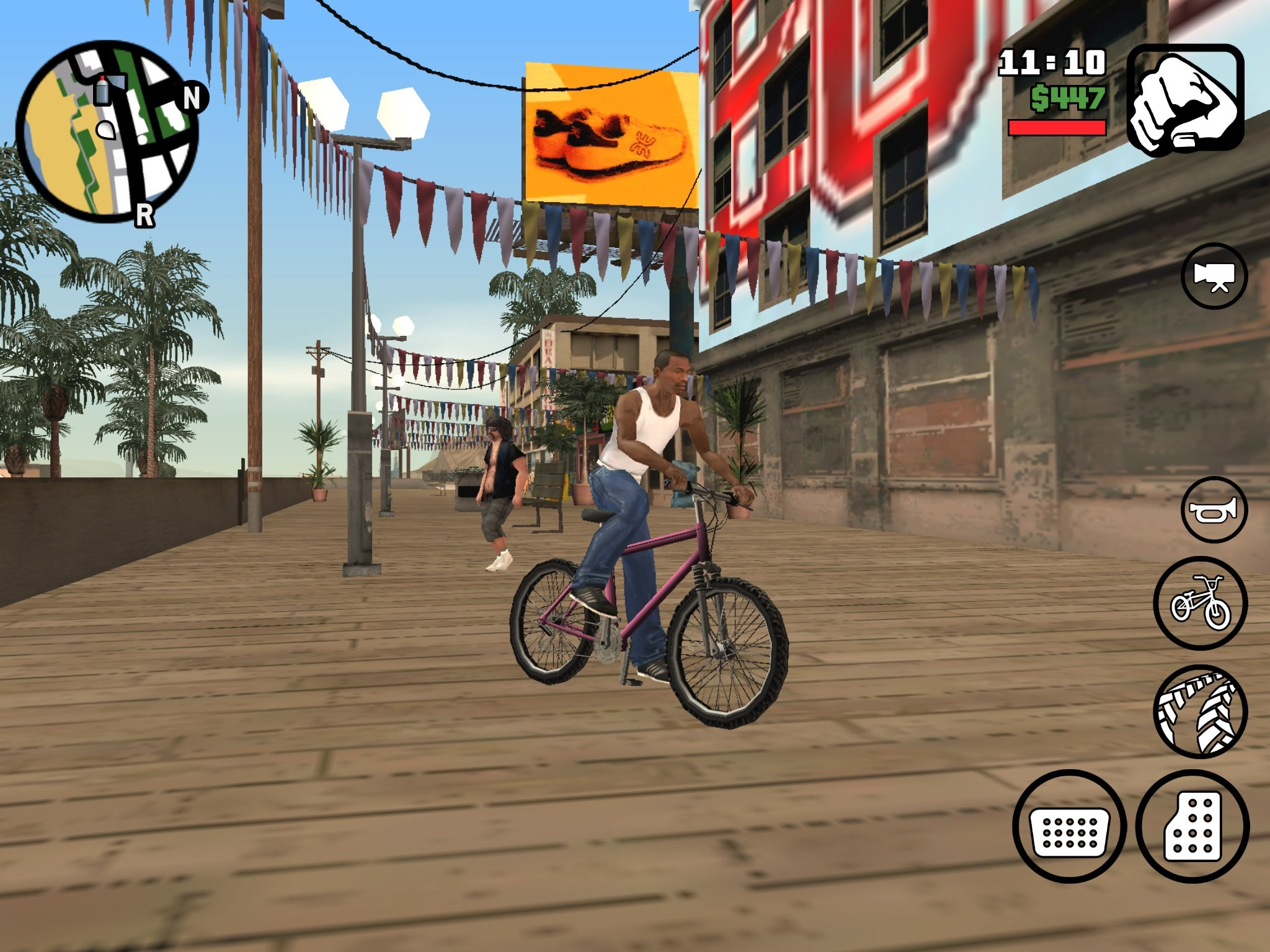 how to play gta san andreas online ios