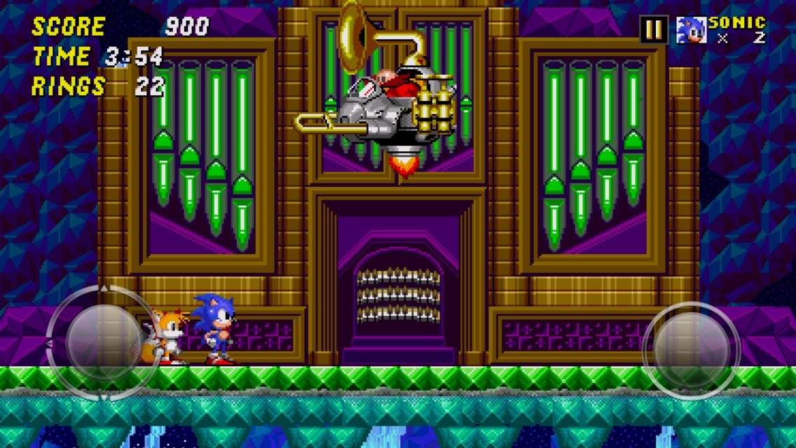 Sonic The Hedgehog 2 Remastered Hitting This Week Features Long Lost Hidden Palace Zone Toucharcade