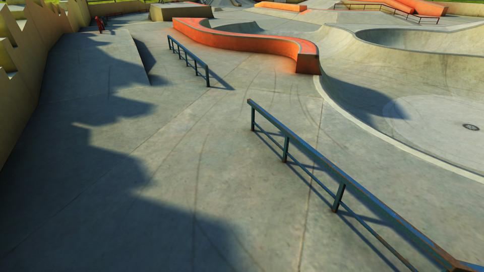 Hardcore Skateparks
