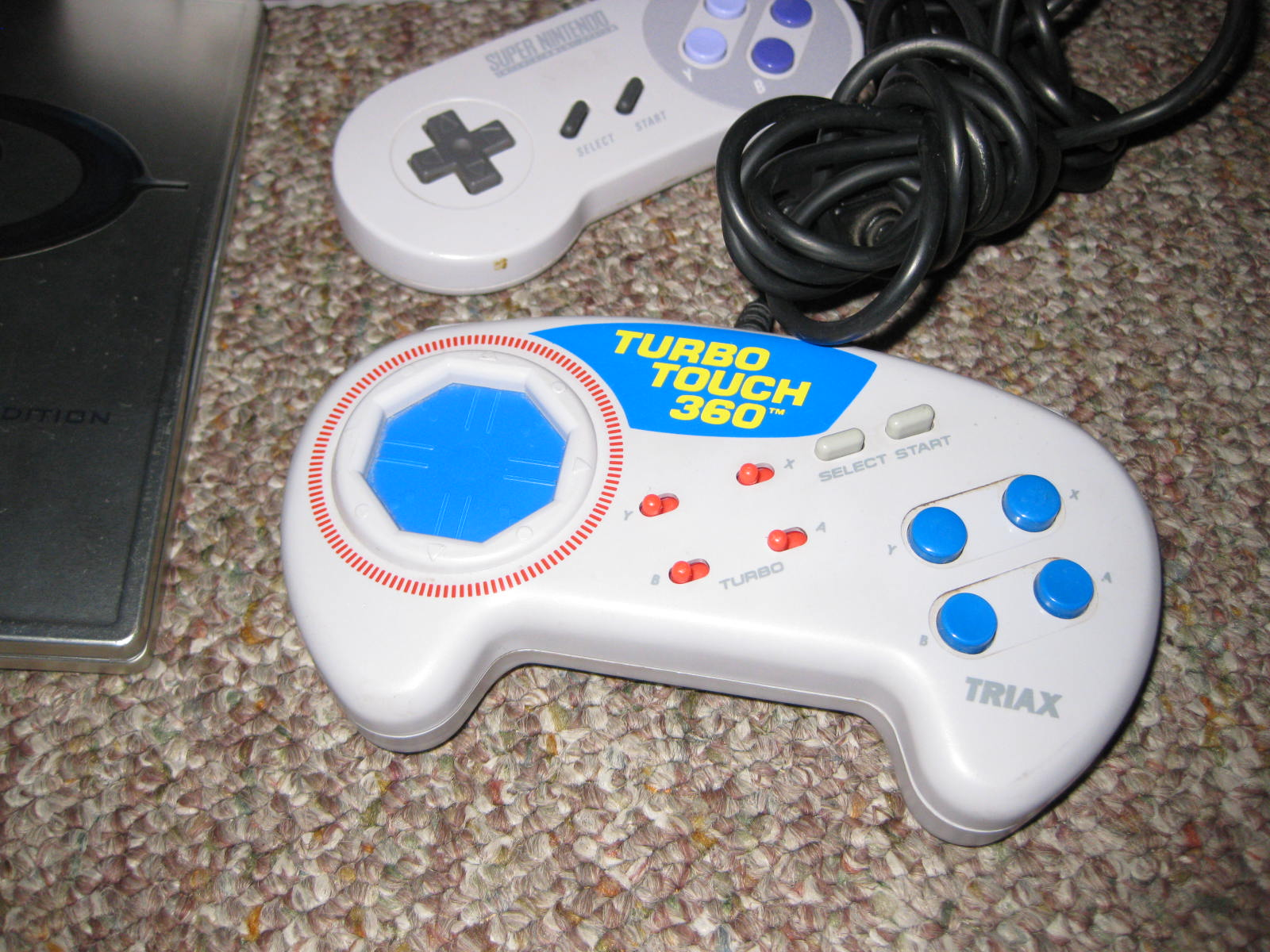 TRIAX-Turbo-Touch-360-SNES-Super-Nintendo-Controller