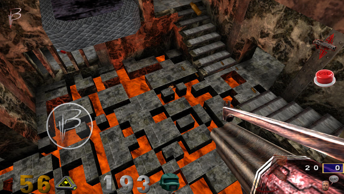 Play 'Quake III Arena' on Your iPhone or iPad with the 'Beben III