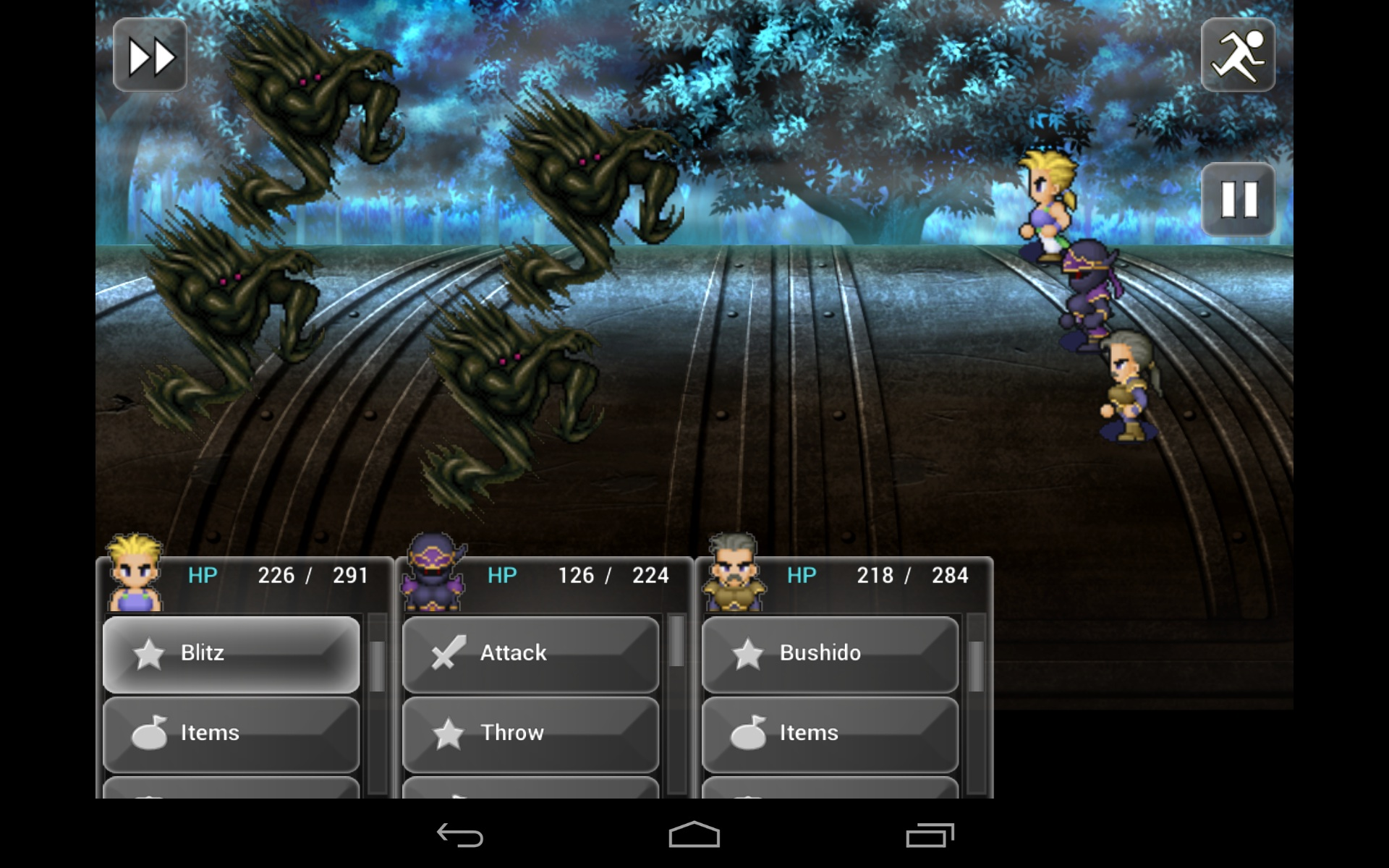 Final Fantasy Vi Android First Impressions And Ios Release Date