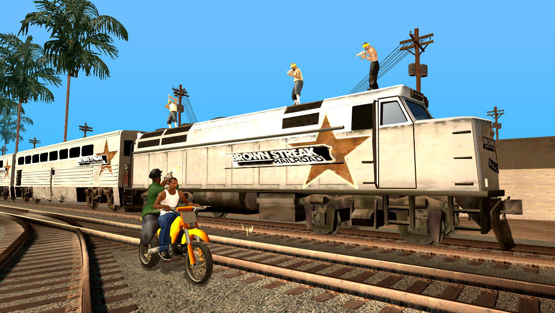 Check Out This 100% Save File for 'Grand Theft Auto: San
