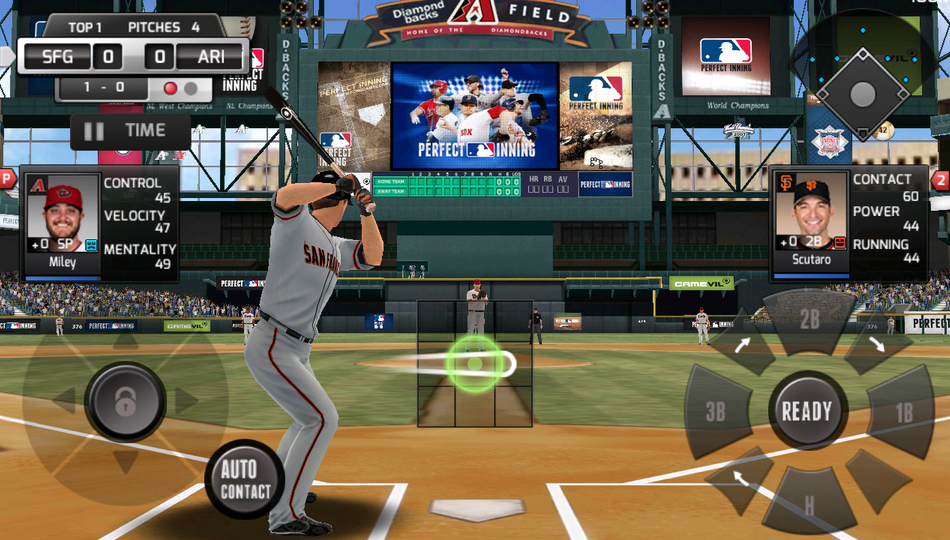 Ready for a Real Baseball Sim on Mobile? Gamevil's 'MLB ...