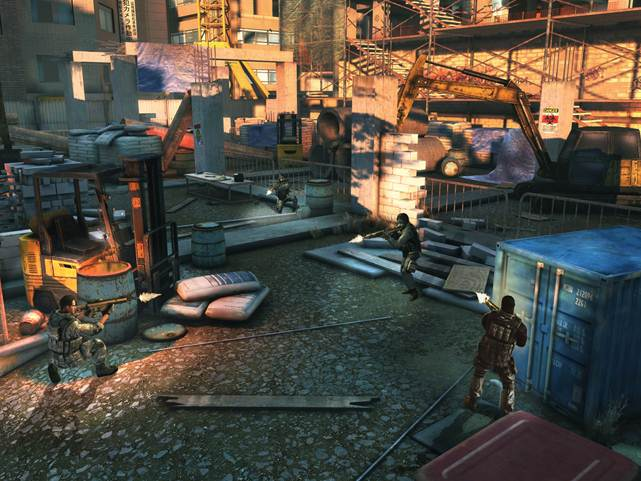 Modern Combat 5: Blackout' Multiplayer Hands-On Preview and