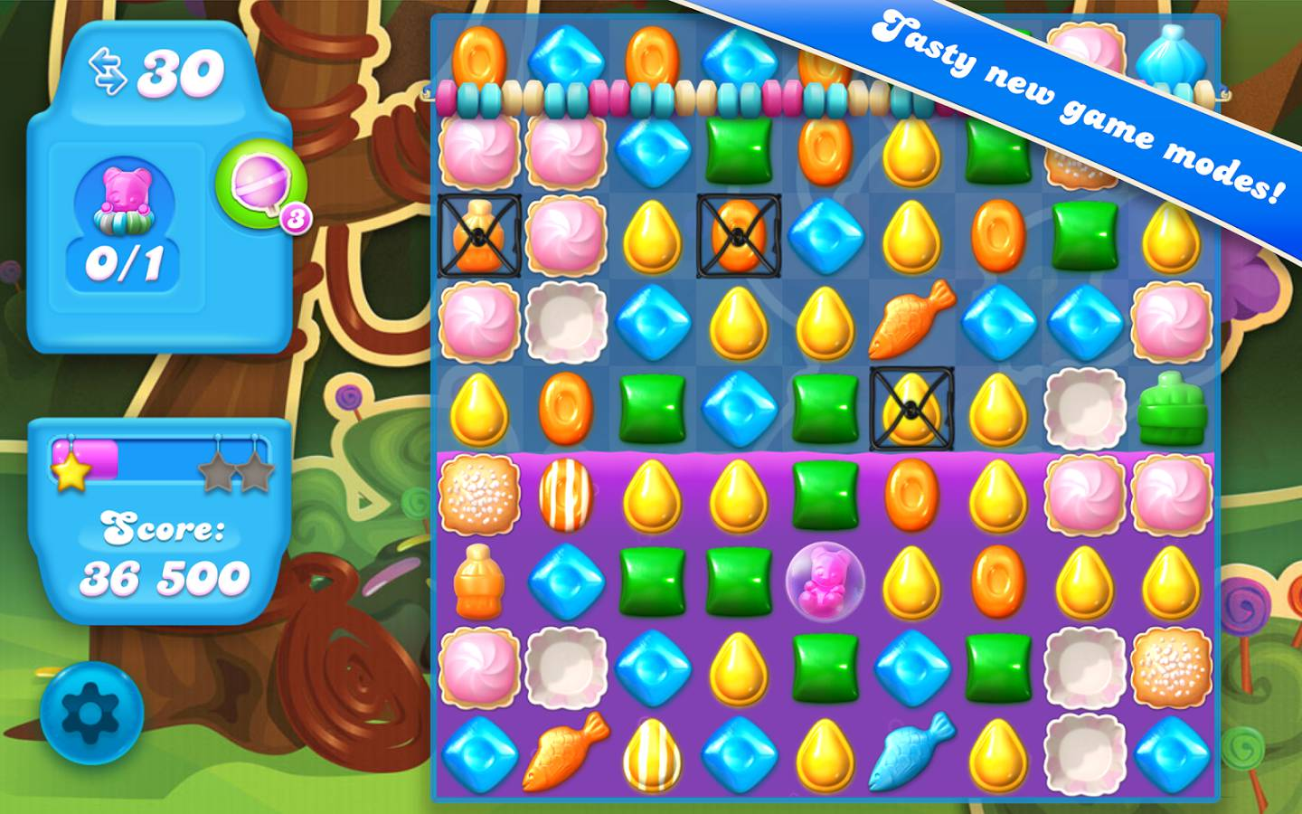 King Soft Launches Candy Crush Soda Saga The Sequel To The Mega