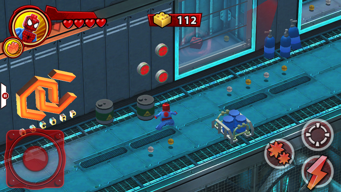 LEGO Marvel Super Heroes: Universe In Peril' Review – 'Shoeboxes In