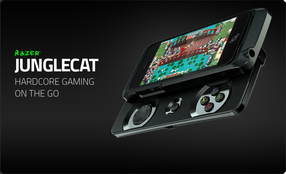 Razer Reveals Their MFi Game Controller, The $99 Junglecat