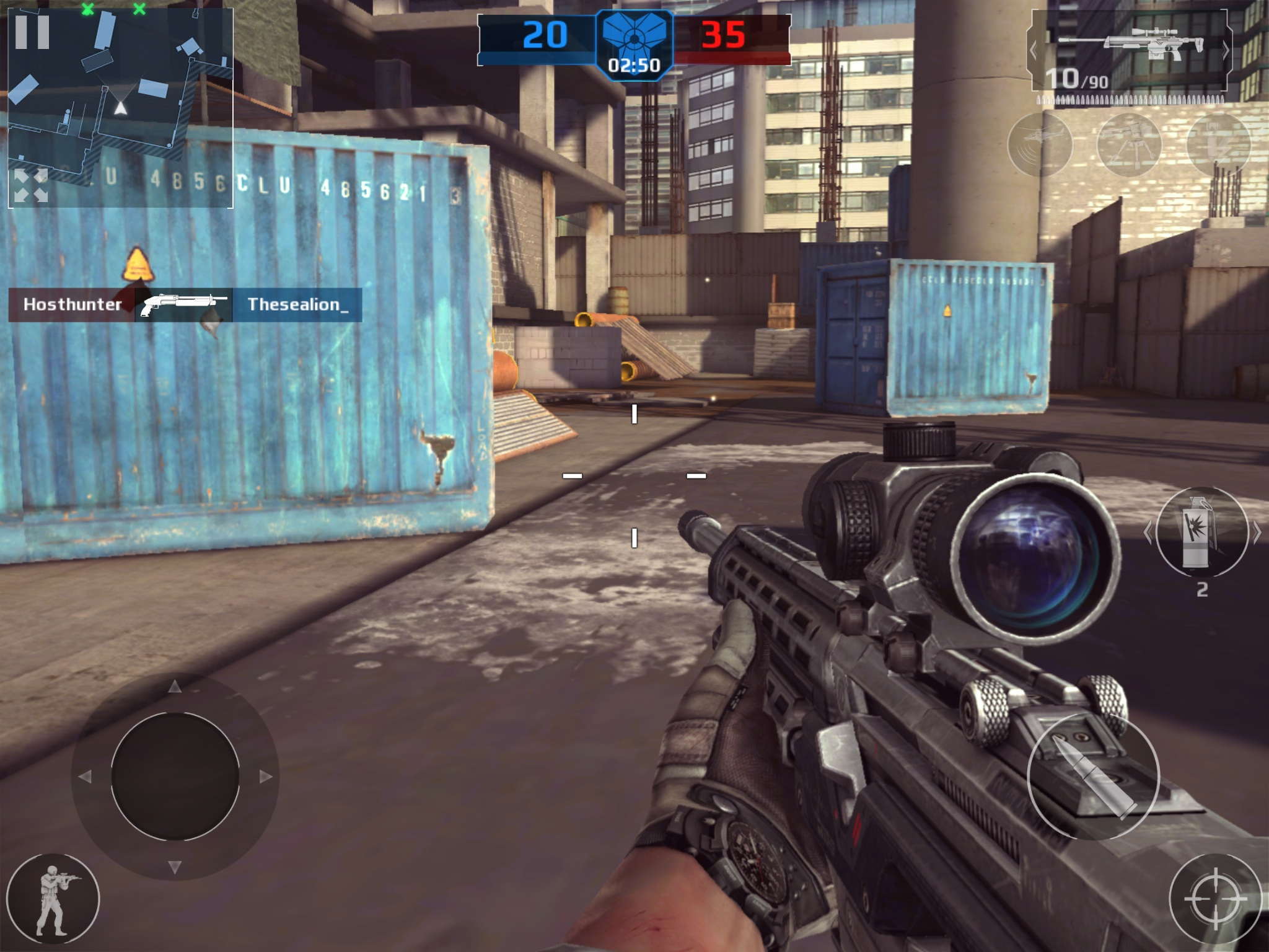 Modern Combat 5 Blackout Multiplayer Review A New Standard In