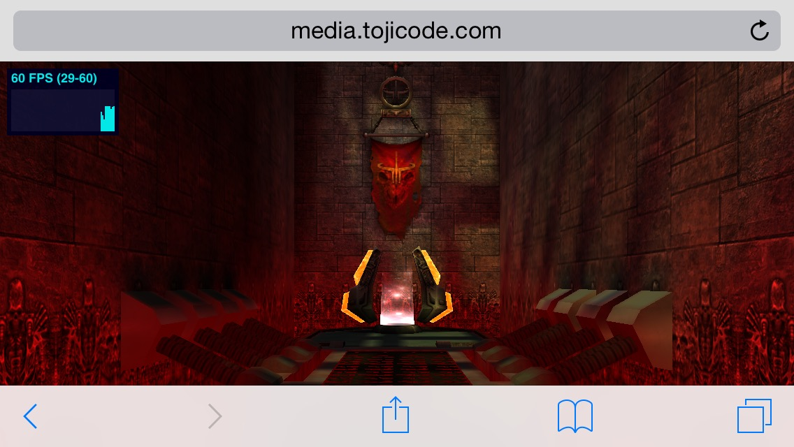 iOS 8 Supports WebGL, Check Out These 'Doom III' and 'Quake