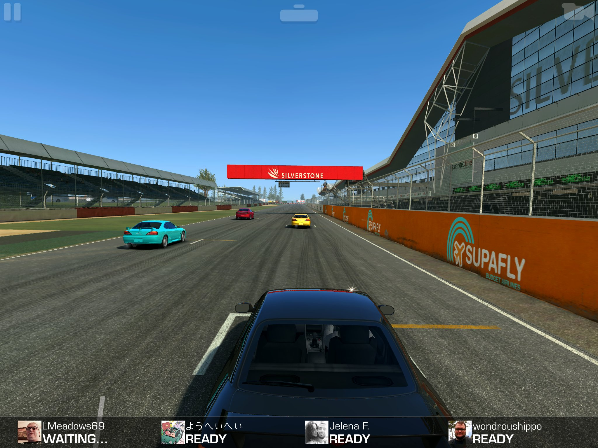 Real Racing 3 Multiplayer Update 2