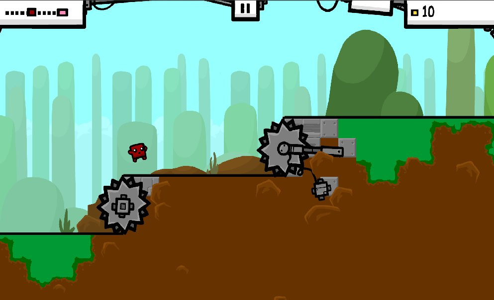 Super Meat Boy Forever Details 1