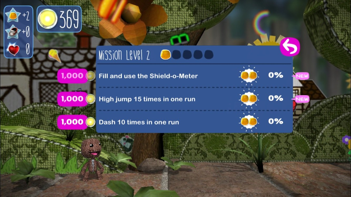 hands on with run sackboy run currently soft launched in new