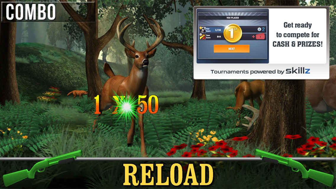 Now You Can Win Real Money by Playing 'Big Buck Hunter Pro