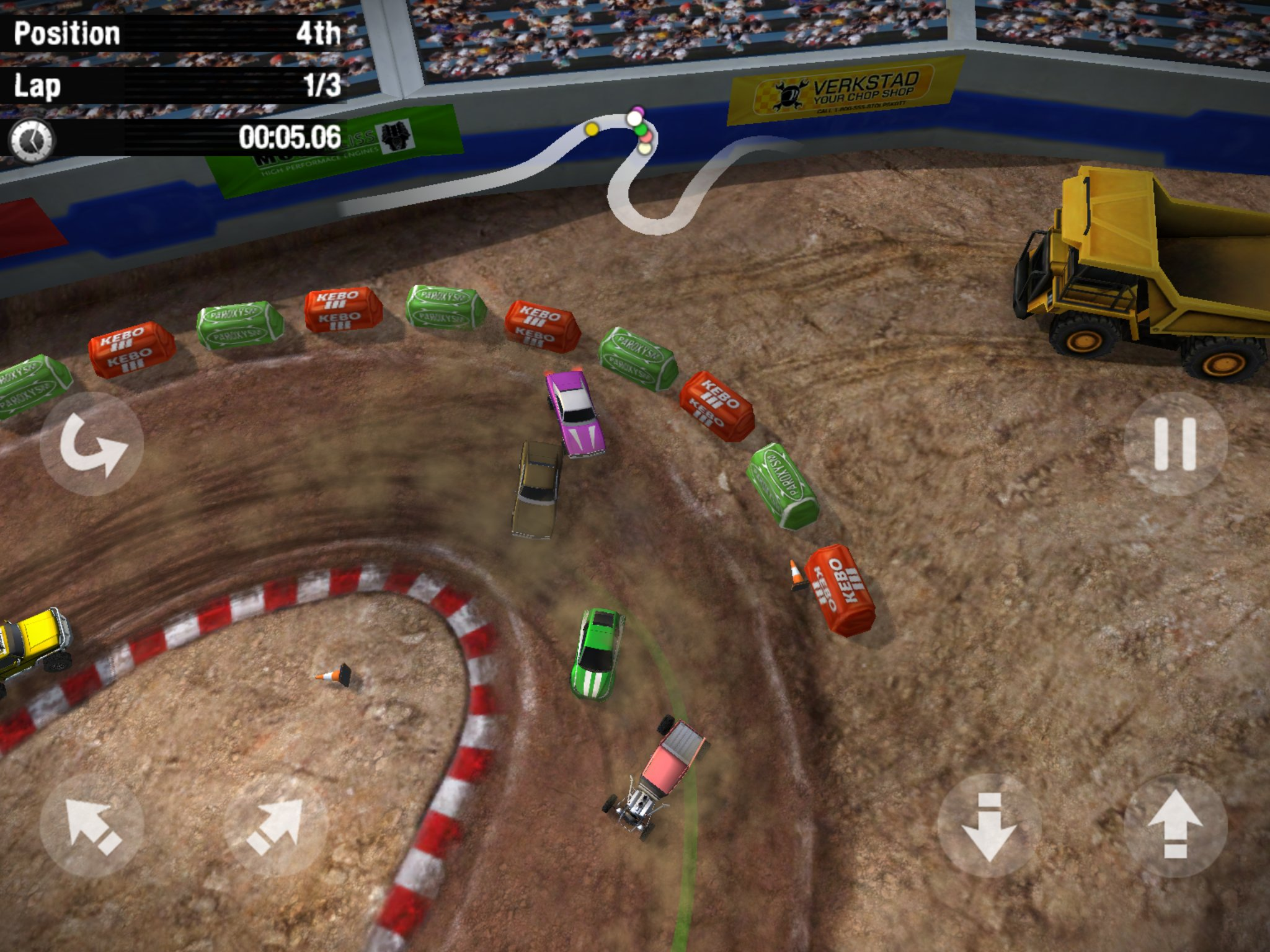 Reckless Racing 3 Review 3