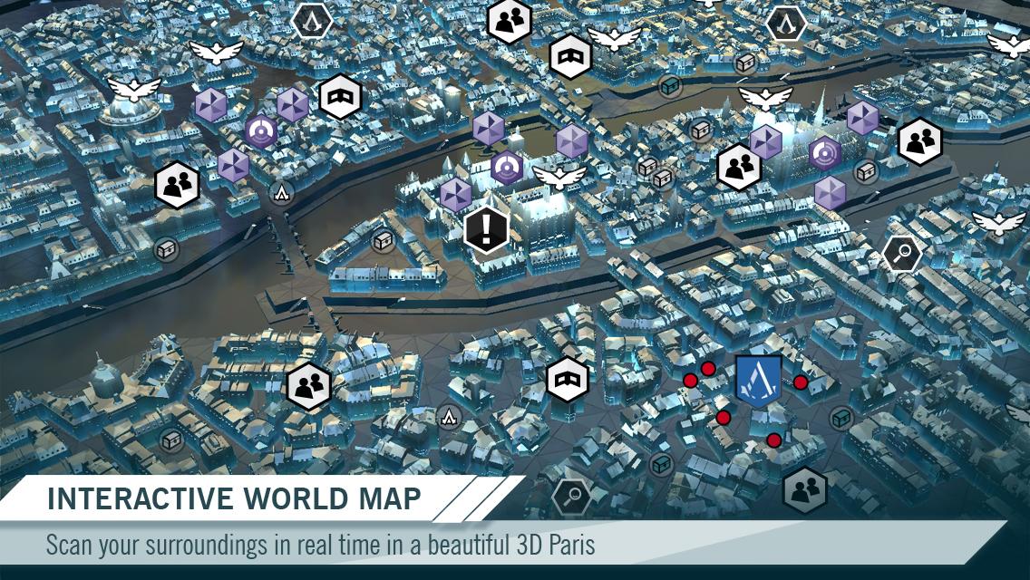 Assassin's Creed Unity Companion' Now Available on iOS