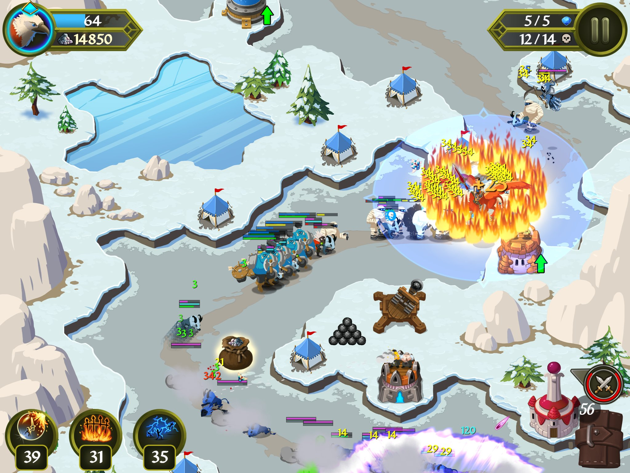 Crystal Siege HD 3