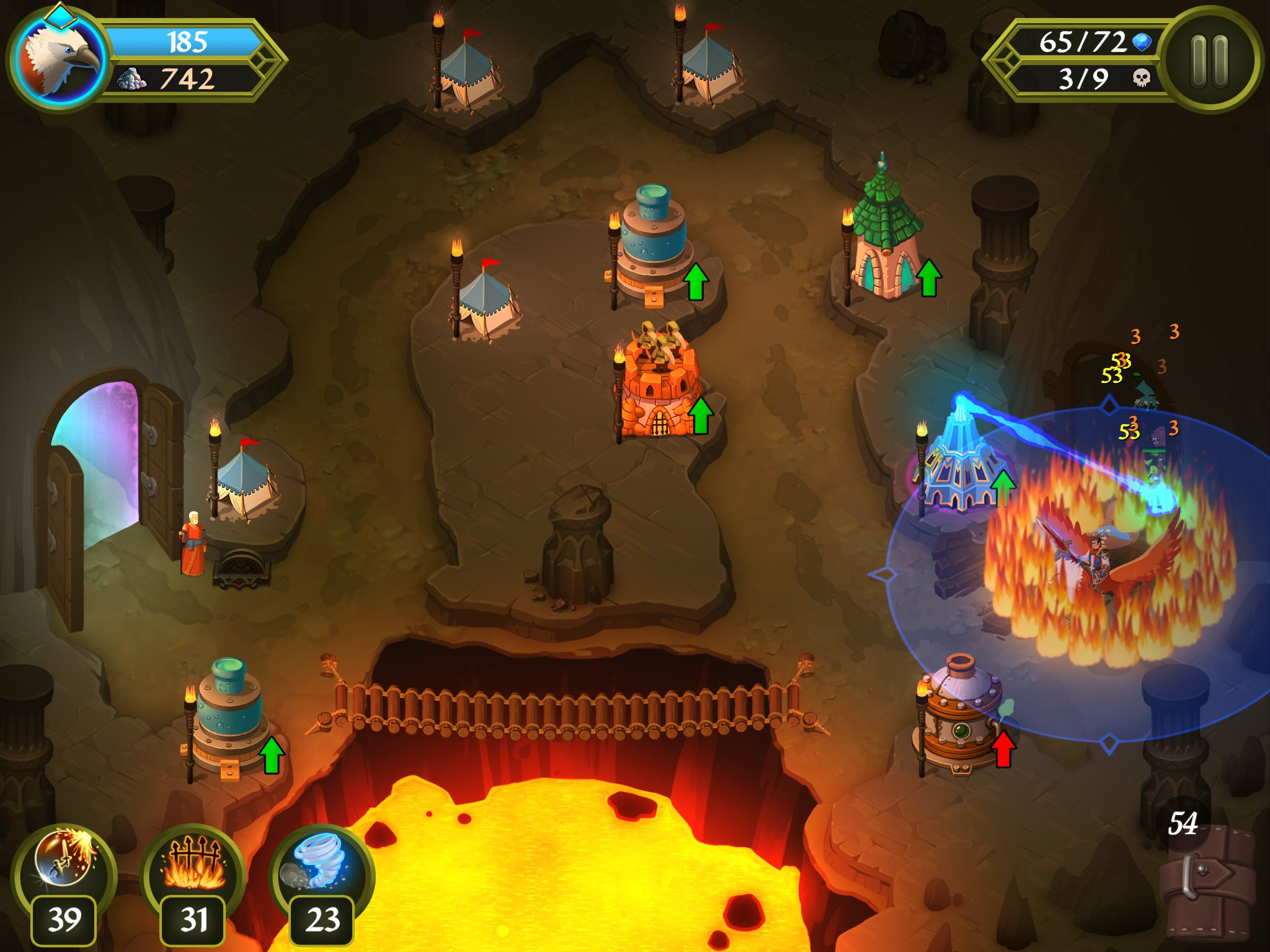 Crystal Siege HD 5