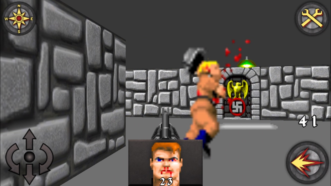 Wolfenstein 3D Classic' Returns to the App Store with iOS 8