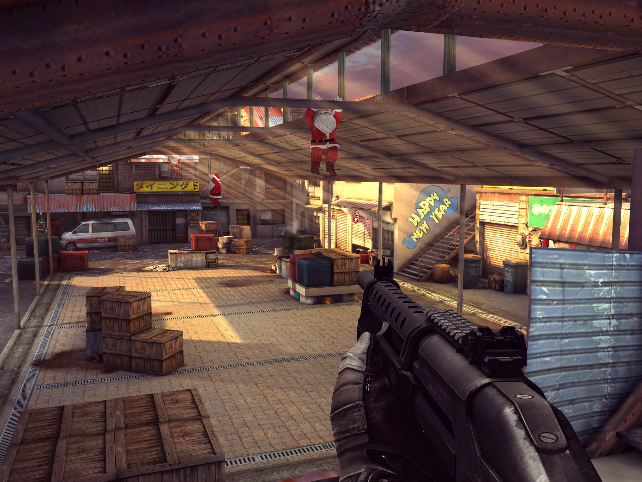 'Modern Combat 5' Getting First Content Update and Price Drop Tomorrow