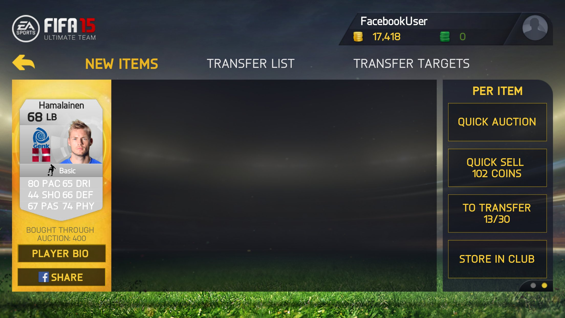 FIFA 15 Ultimate Team Guide 09