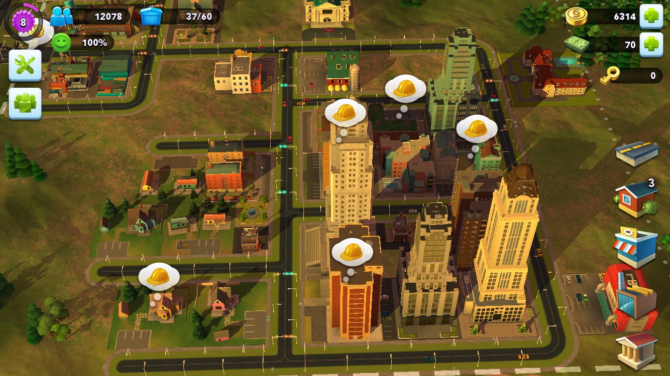SimCity BuildIt' Guide – How to Win Without Spending Real