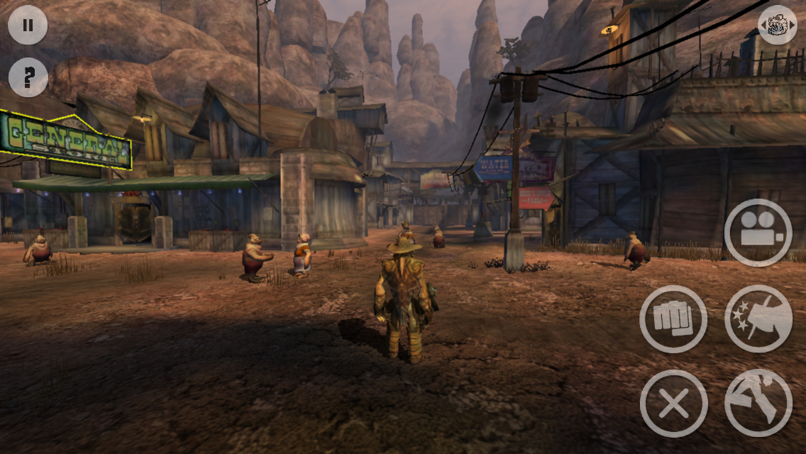 'Oddworld: Stranger's Wrath' Review - You're Looking Mighty Good, Stranger
