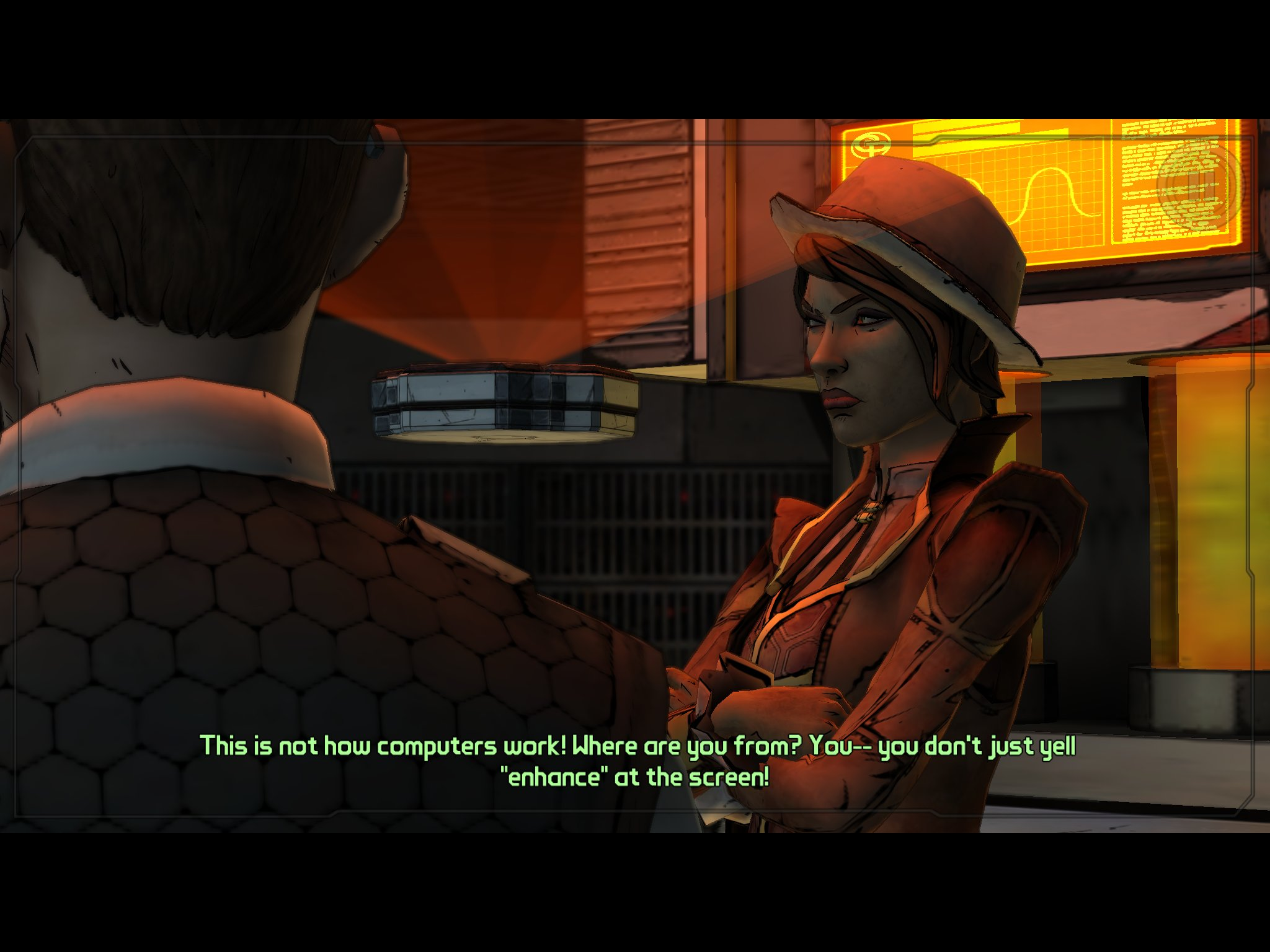 Tales From the Borderlands Episode 2 1