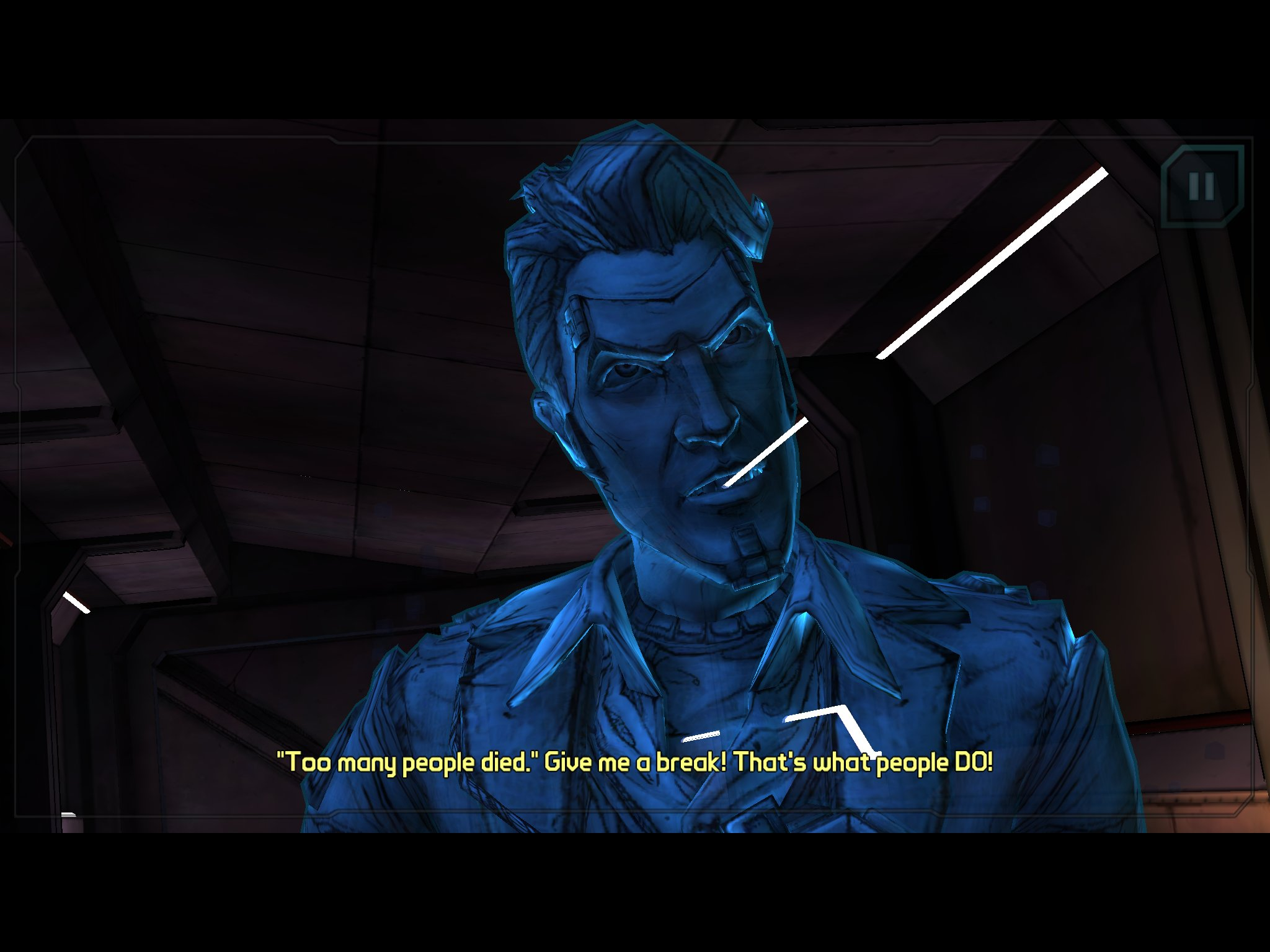 Tales From the Borderlands Episode 2 2