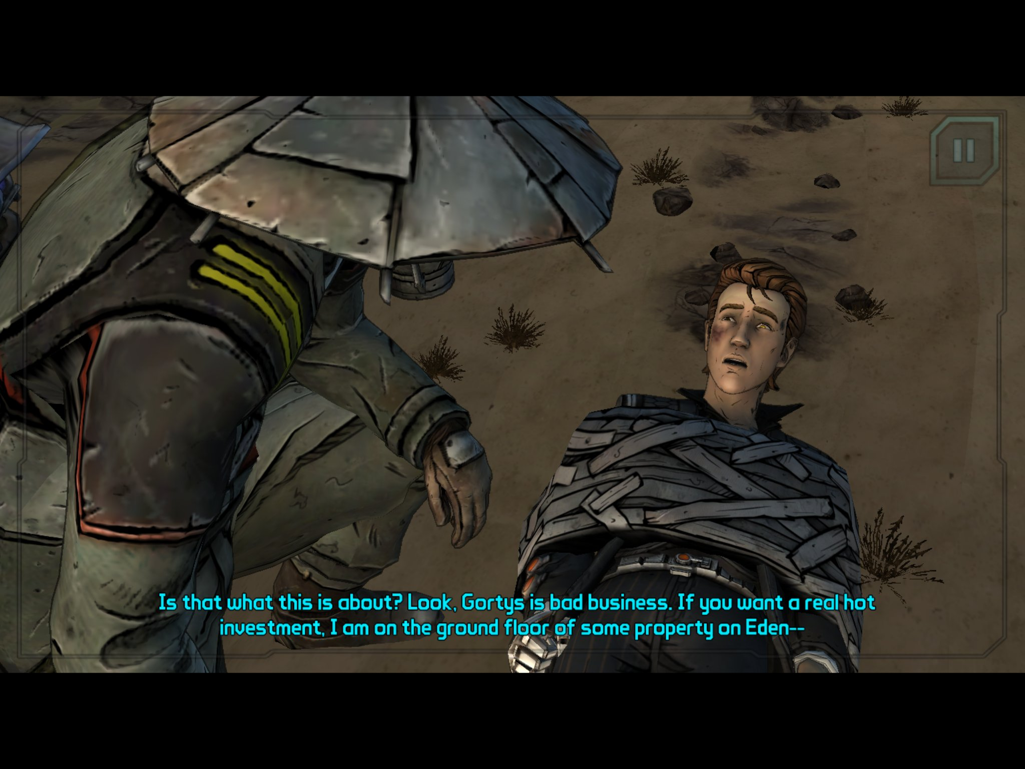 Tales from the Borderlands Episode 1 3