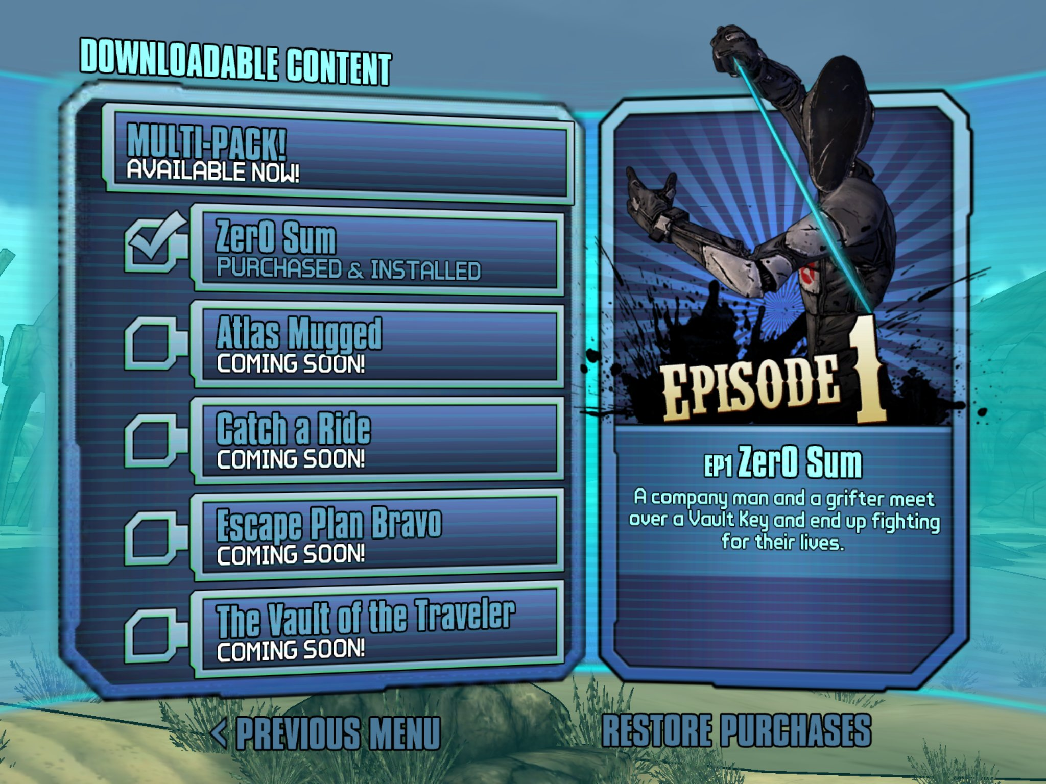 Tales from the Borderlands Episode 1 9