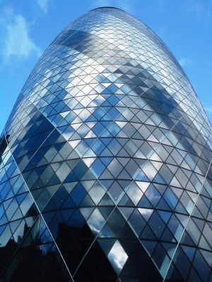 The_Gherkin__London_by_Squishedjellyfish